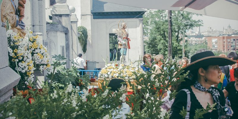 lo que va por dentro San Isidro 2014