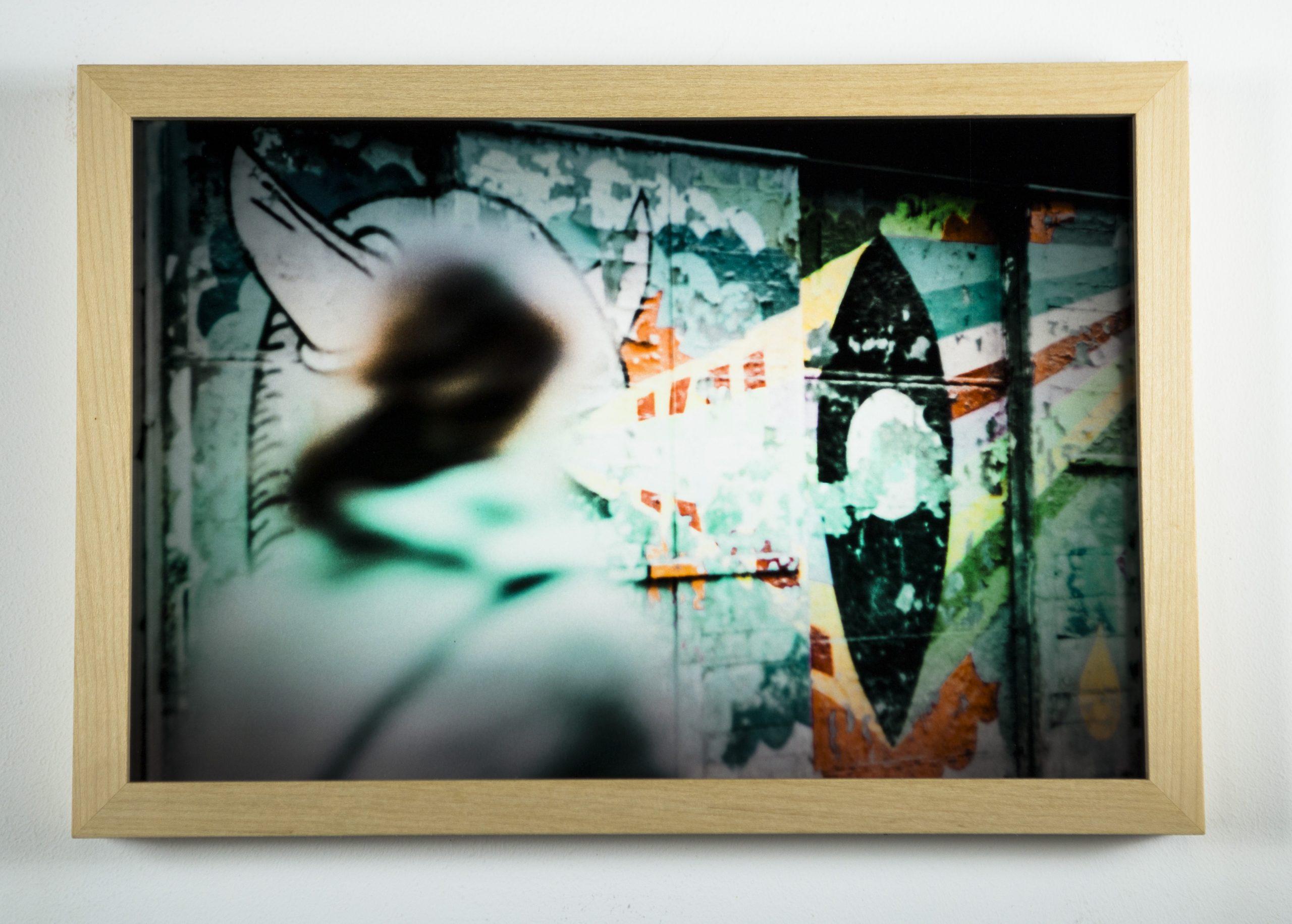 """The Cosmic Soul"". 39 x 26cm. Fotografía Digital. Canson Infinity Baryta Prestige 340grm."