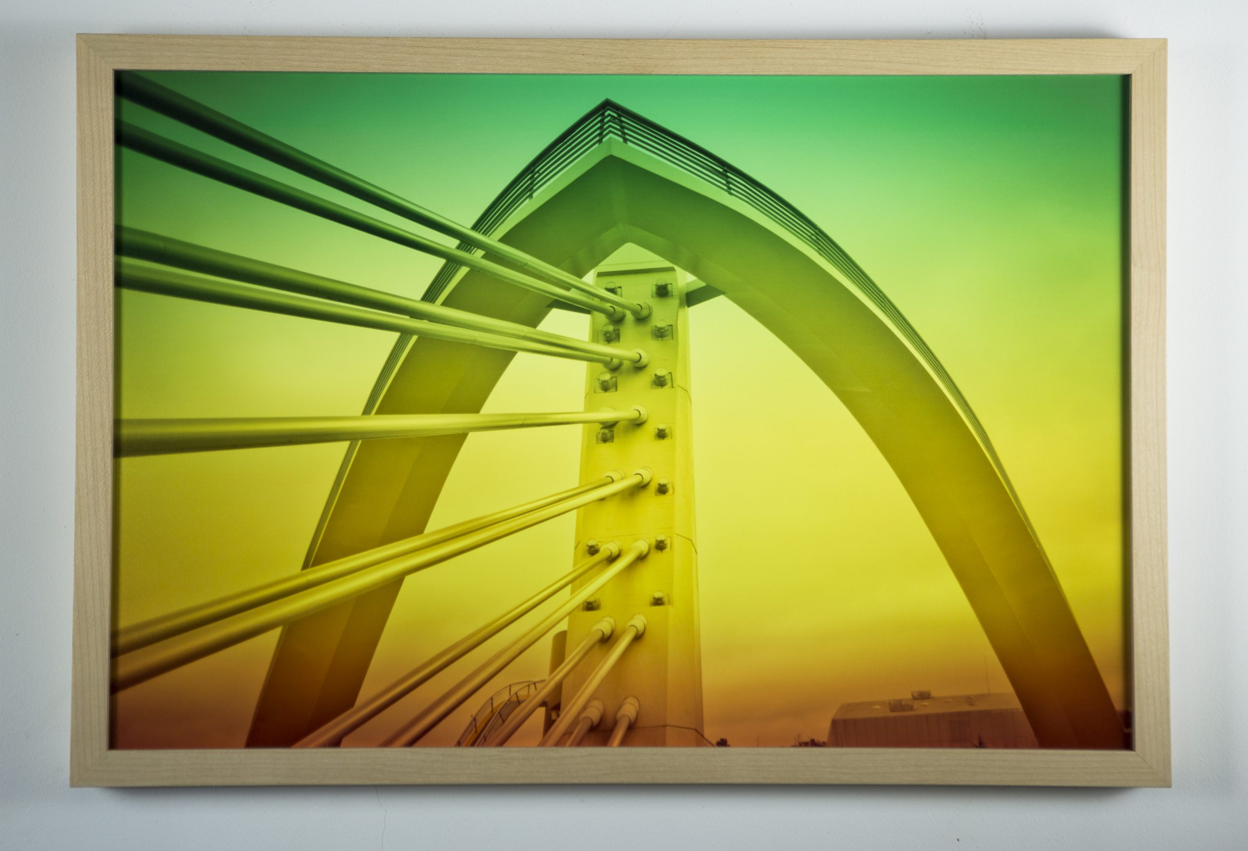 """Yellow as new"" 60 x 40cm. 60 x 40cm. Fotografía Digital. Canson Infinity Baryta Prestige 340grm."