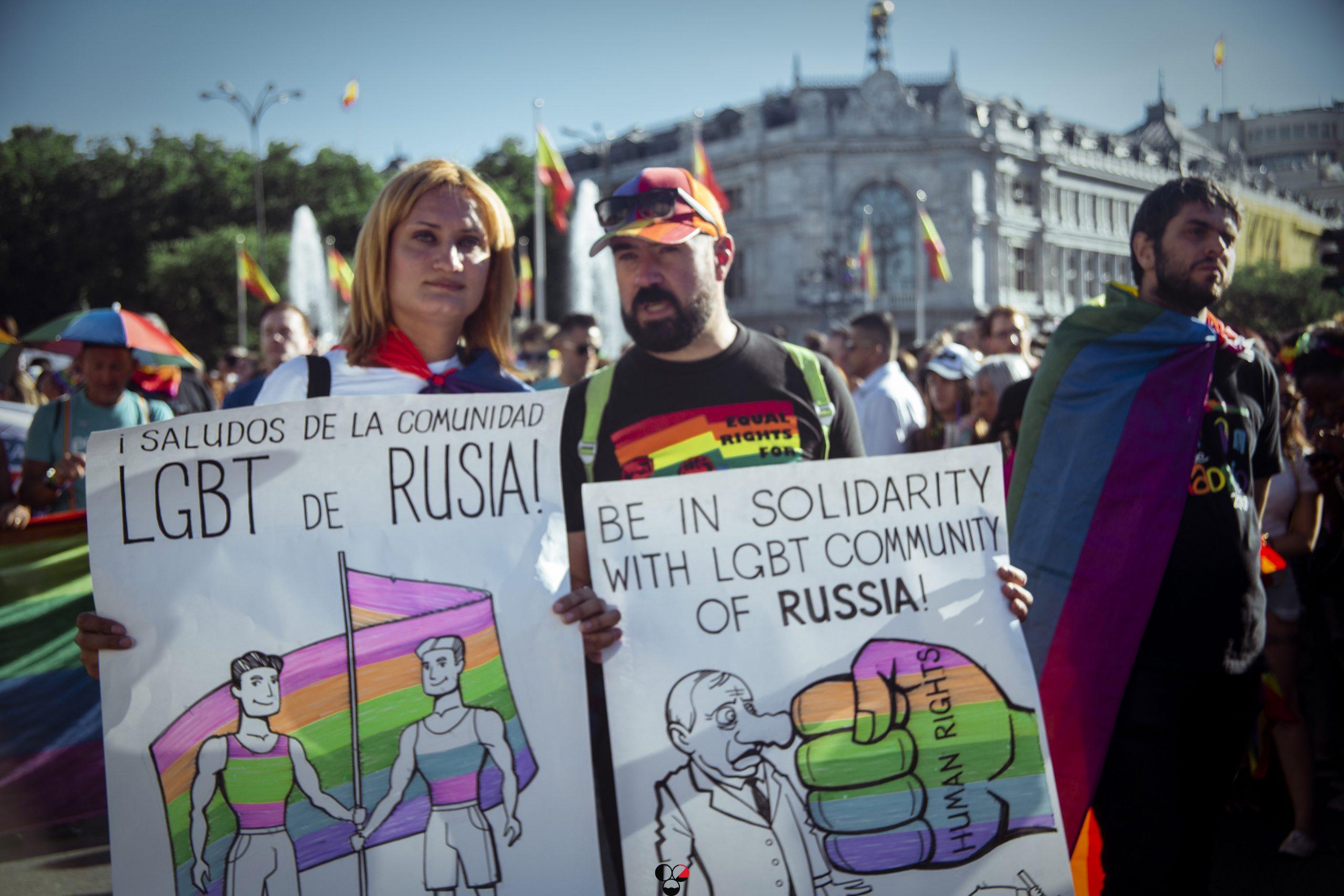 world pride Madrid 2017 (exiliados) 11