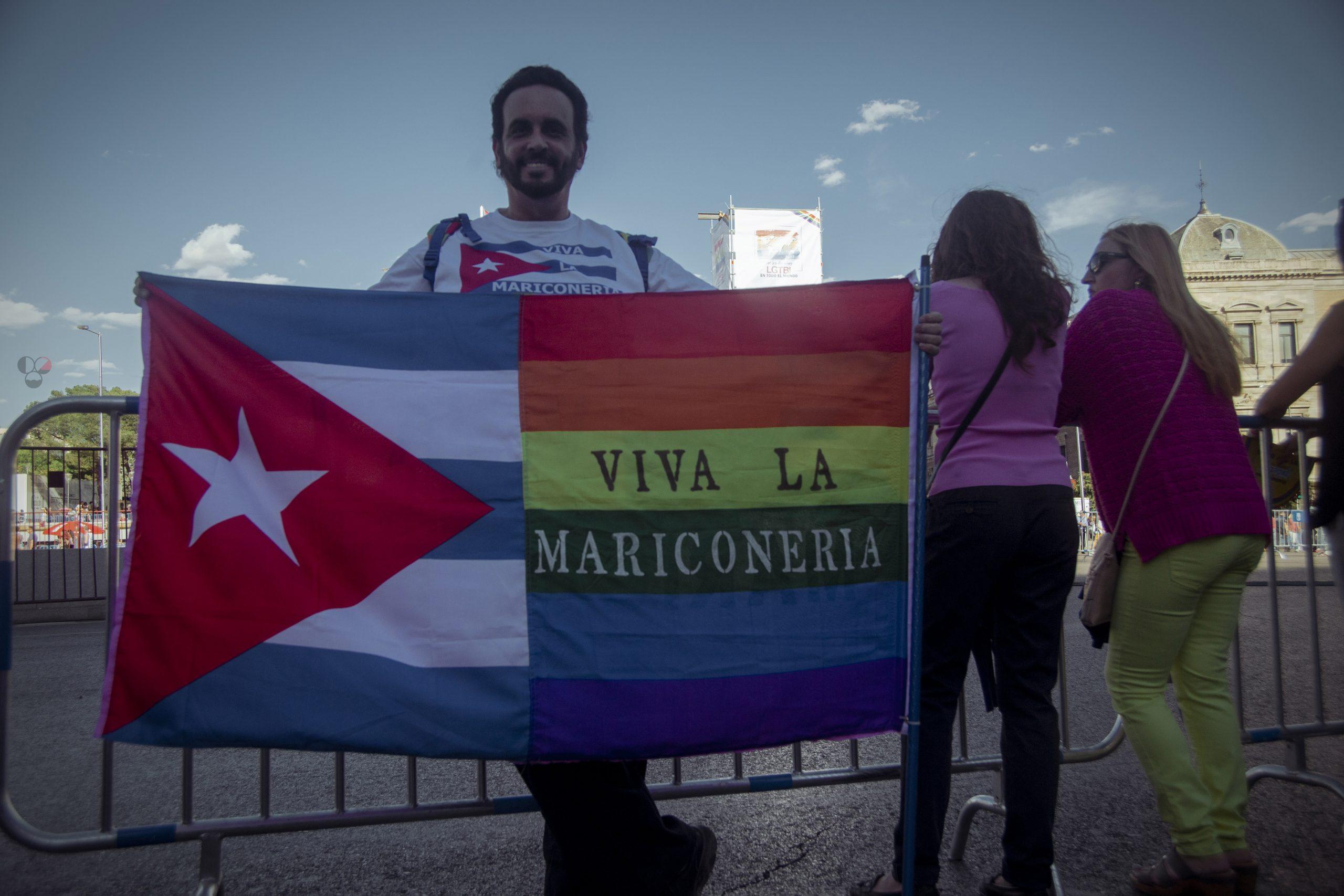 world pride Madrid 2017 12 cuba libre (exiliados)